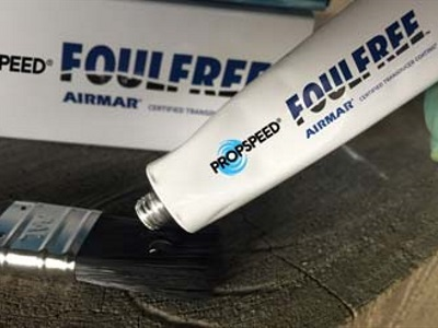 Foulfree transducer coating