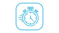 Propspeed product flash time icon