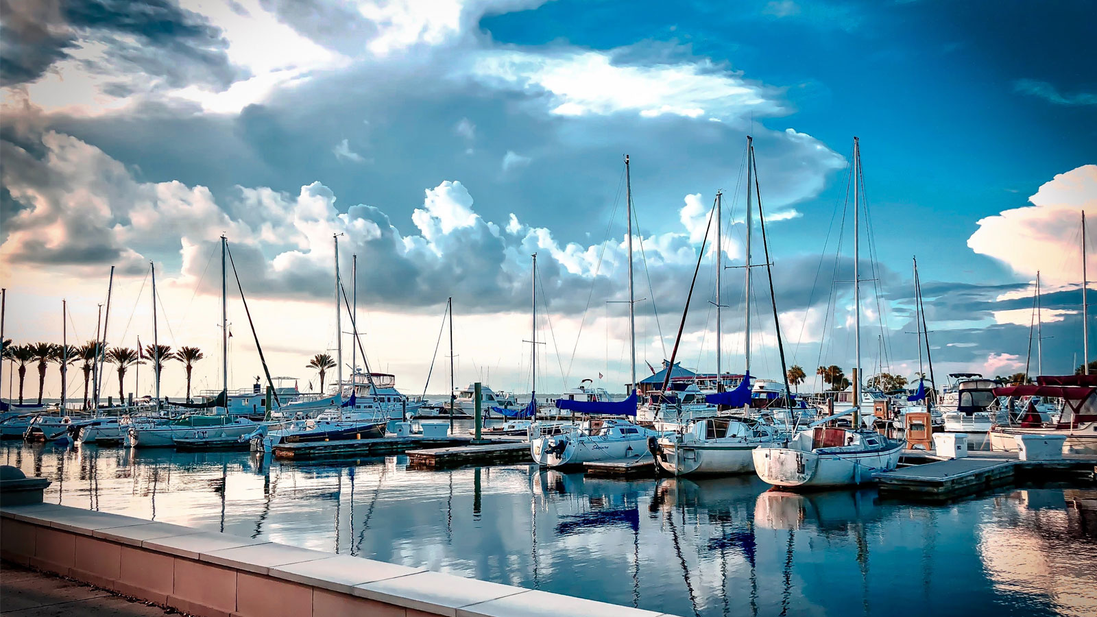Marina in Sanford, Florida, United States